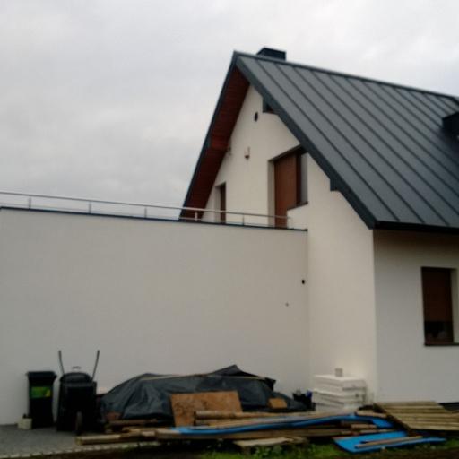Dom Jednorodzinny Garby Pod Poznaniem W Trakcie Budowy