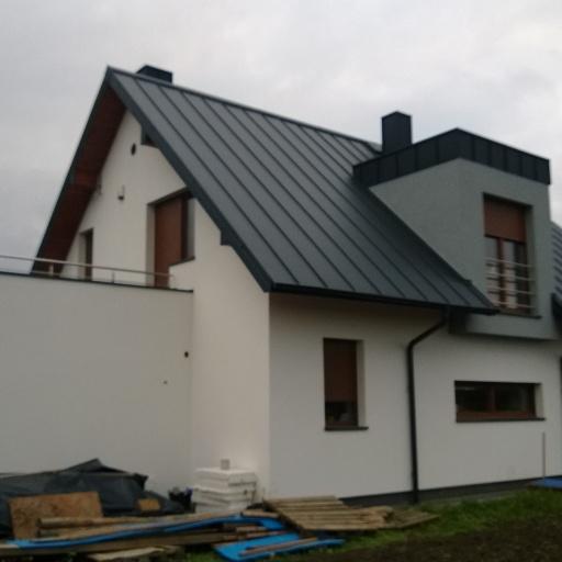 Dom Jednorodzinny Garby Pod Poznaniem Budowa
