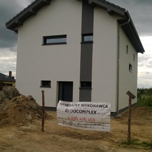 Dom Jednorodzinny w Gowarzewie Widok z Zewnątrz