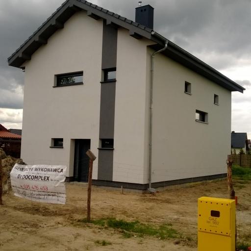 Budowa Domu Jednorodzinnego w Gowarzewie