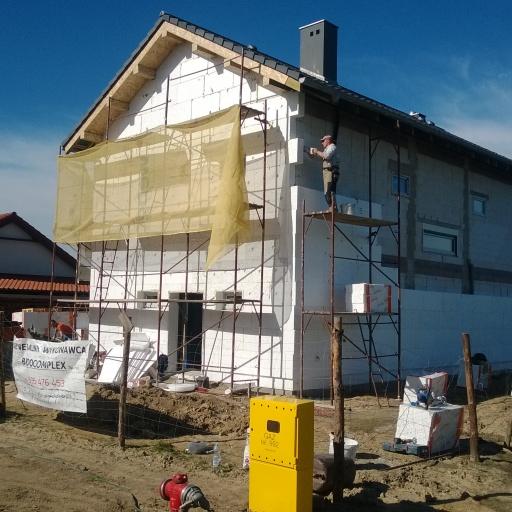 Dom Jednorodzinny w Gowarzewie Ocieplanie