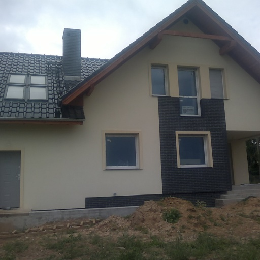 Budowa Domu Jednorodzinnego w Gruszczynie