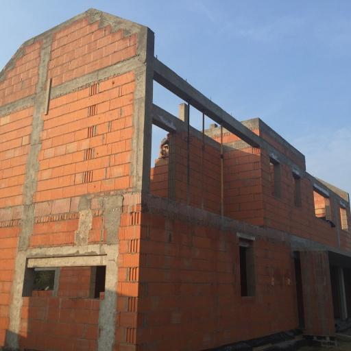 Dom Jednorodzinny Lusowo Budowa Róg
