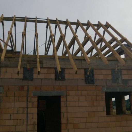 Dom Jednorodzinny Lusowo Zielna w Trakcie Budowy