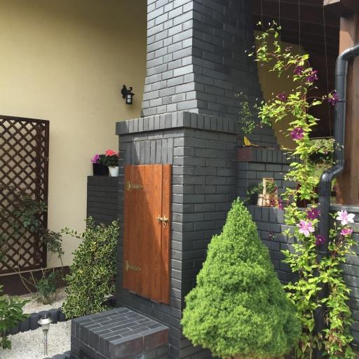 Dom jednorodzinny Skoki Wędzarnia