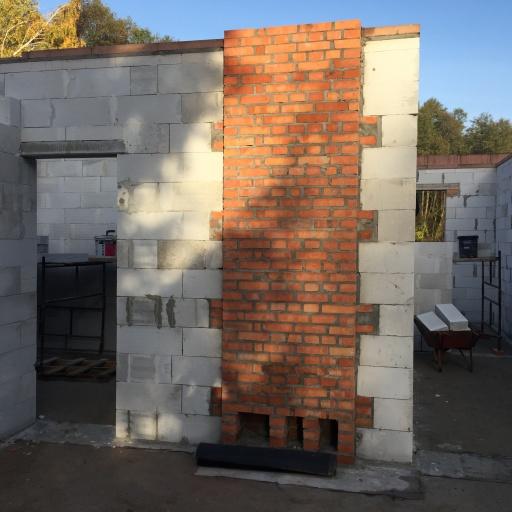 Dom Jednorodzinny Mościenica Budowa