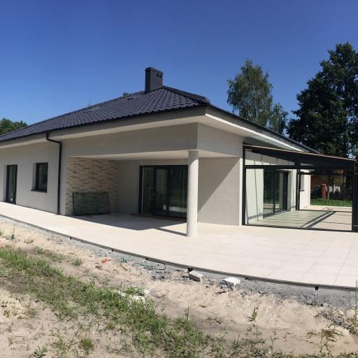 Dom Jednorodzinny Mościenica Podjazd