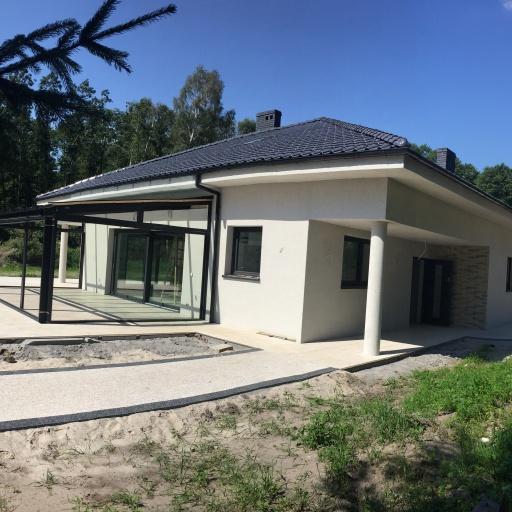 Dom Jednorodzinny Mościenica  Weranda