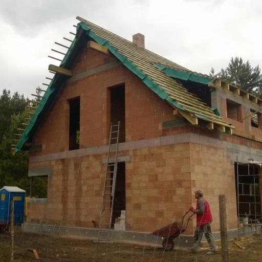 Budowa Domu Jednorodzinnego w Pile