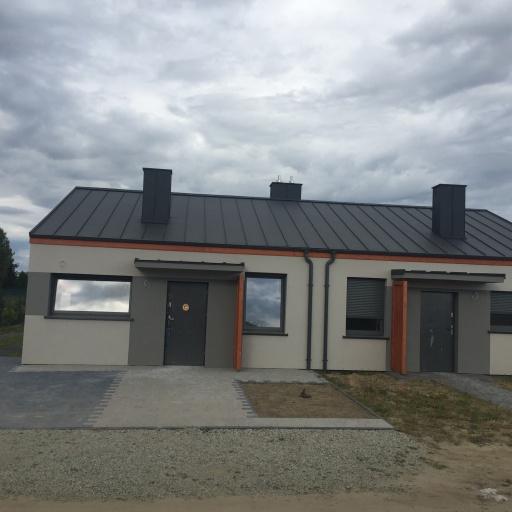 Dom Bliźniak Gowarzewo Gotowy Front