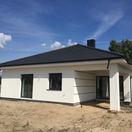 Dom Jednorodzinny Dąbrowa pod Poznaniem Gotowy Front
