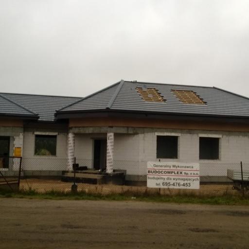 Budowa Domu Jednorodzinnego w Dąbrowie pod Poznaniem